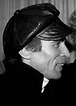 Rudolf Nureyev attend an after party at Lincoln Center on April1, 1981 in New York City.