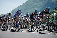 2013 Giro d'Italia.stage 11.Tarvisio - Vajont: 182km..Thomas Dekker (NLD) in the pack..
