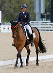 April 23, 2021:#71 Carlevo and rider Bruce Davidson Jr. from the USA in the 5* Dressage  at the Land Rover Three Day Event at the Kentucky Horse Park in Lexington, KY on April 23, 2021.  Candice Chavez/ESW/CSM