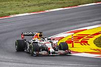 10th October 2021; Formula 1 Turkish Grand Prix 2021 Race Day Istanbul Park Circuit, Istanbul, Turkey;  VERSTAPPEN Max nld, Red Bull Racing Honda RB16B