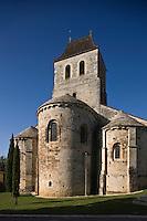 Europe/France/Midi-Pyrénées/46/Lot/Les  Arques:  Eglise Saint-Laurent