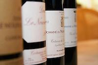 Domaine Le Nouveau Monde. Terrasses de Beziers. Languedoc. France. Europe. Bottle.