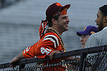 December 26, 2015: Virginia Tech fans during pregame of the Camping World Independence Bowl at Independence Stadium in Shreveport, LA. Justin Manning/ESW/CSM