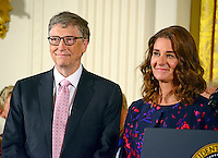 Bill And Melinda Gates Divorcing