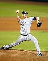 Alex Cobb - Peoria Saguaros - 2010 Arizona Fall League.Photo by:  Bill Mitchell/Four Seam Images..