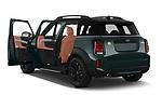 Car images of 2021 MINI Countryman SE-PHEV 5 Door SUV Doors