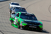 NASCAR XFINITY Series<br /> U.S. Cellular 250<br /> Iowa Speedway, Newton, IA USA<br /> Saturday 29 July 2017<br /> Dakoda Armstrong, WinField United Toyota Camry and JJ Yeley, TriStar Motorsports Toyota Camry<br /> World Copyright: Russell LaBounty<br /> LAT Images
