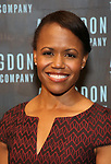 Nikki Renee Daniels attends the Abingdon Theatre Company Gala honoring Donna Murphy on October 22, 2018 at the Edison Ballroom in New York City.