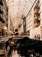 Toronto, Ontario, Canada -  Eaton Center