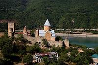 Ananuri, Georgia, September 2010. Photo by Quqiue Kierszenbaum