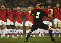 080621 International Rugby - All Blacks v England
