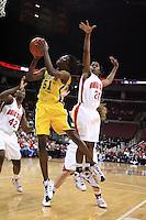 Michigan Women's Basketball vs. OSU 12-21-2008