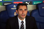 League BBVA 2013/2014 - Game: 05.<br /> RCD Espanyol vs Athletic Club: 3-2.<br /> Ernesto Valverde.