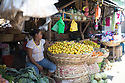 26/02/16 <br /> <br /> A woman sells fruit from her stall in Granada, Nicaragua.<br /> <br /> All Rights Reserved: F Stop Press Ltd. +44(0)1335 418365   +44 (0)7765 242650 www.fstoppress.com