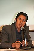 Washington DC, USA. Chico Vive conference, 5th April 2014. Conference speaker Christian Otzin.