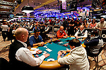 A view of the 25K Heads Up tournament area.
