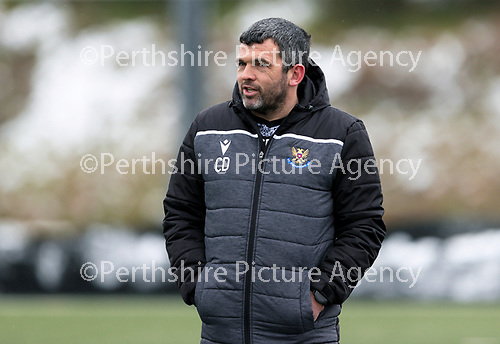 St Johnstone Training...   29.01.21<br />