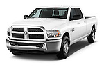 Front three quarter view of a 2013 Ram Ram 2500 SLT Crew Cab