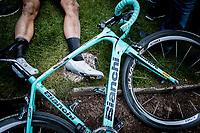 Wout Van Aert (BEL/Jumbo-Visma) gave his all <br /> <br /> 117th Paris-Roubaix (1.UWT)<br /> 1 Day Race: Compiègne-Roubaix (257km)<br /> <br /> ©kramon