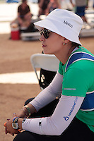 Aida Roman   ,durante su prticipacion con el equipo Mexicano femenil de Tiro con Arco que se llevo la medalla de Oro en la prueba de 70 metros   de el  torneo  Arizona Cup 2013 en  BEN Avery. 6 abril 2013 en Phoenix Arizona......during his prticipacion with Mexican women's team archery that took the gold medal in the 70 meter test the Arizona Cup tournament 2013 in Ben Avery. April 6, 2013 in Phoenix Arizona