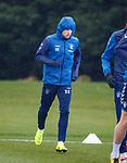 02.04.2019 Rangers training: Ryan Kent
