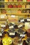 Vermont Country Store. Candies on display.