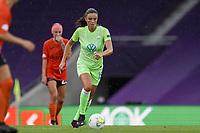 21st August 2020, San Sebastian, Spain;  Ingrid Engen of VfL Wolfsburg during the UEFA Womens Champions League football match Quarter Final between Glasgow City and VfL Wolfsburg.RA