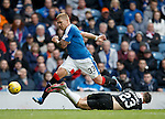 Martyn Waghorn never gives up