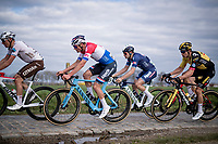 Mathieu Van der Poel (NED/Alpecin-Fenix)<br /> <br /> 64th E3 Classic 2021 (1.UWT)<br /> 1 day race from Harelbeke to Harelbeke (BEL/204km)<br /> <br /> ©kramon