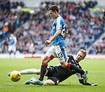 Jason Holt tackled by Scott Hooper
