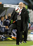 Spain's coach Vicente del Bosque during international friendly match.November 18,2014. (ALTERPHOTOS/Acero)