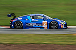 Absolute Racing, #2 Audi R8 GT3, driven by Cheng Cong Fu, Steven Lin and Alessio Picariello in action during the Free Practice 1 of the 2016-2017 Asian Le Mans Series Round 1 at Zhuhai Circuit on 29 October 2016, Zhuhai, China.  Photo by Marcio Machado / Power Sport Images