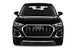 Straight front view of a 2019 Audi Q3 Premium Plus 5 Door SUV