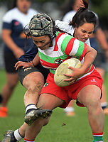 170513 Wellington Women's Club Rugby - Petone v HOBM