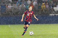 EAST HARTFORD, CT - JULY 1: Emily Sonnett #14 of the United States during a game between Mexico and USWNT at Rentschler Field on July 1, 2021 in East Hartford, Connecticut.
