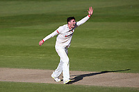 Dan Lawrence of Essex appeals for a wicket during Warwickshire CCC vs Essex CCC, LV Insurance County Championship Group 1 Cricket at Edgbaston Stadium on 25th April 2021