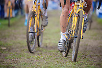 Koppenbergcross 2013<br /> <br /> yellow Ridleys
