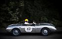 24/10/18 - PUYGOUZON - TARN - FRANCE - Essais DB-PANHARD Trouïs Type 750 de 1952 - Photo Jerome CHABANNE