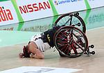 Rio 2016 - Wheelchair Basketball // Basketball en fauteuil roulant.<br /> Canada vs. China in women's Wheelchair Basketball  // Le Canada contre la Chine en  basketball en fauteuil roulant féminin . 16/09/2016.