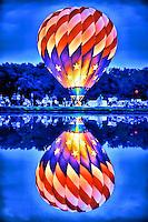 Centralia Balloon Fest 2010