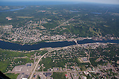 Houghton, Hancock, Upper Peninsula of Michigan.
