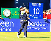 Andrew Johnston (ENG) during the final round of the 2017 Aberdeen Asset Management Scottish Open played at Dundonald Links from 13th to 16th July 2017: Picture Stuart Adams, www.golftourimages.com: 16/07/2017