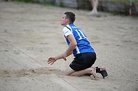 FIERLJEPPEN: BUITENPOST: 03-07-2021, 1e klasse fierljeppen, ©foto Martin de Jong