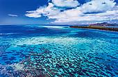 Ile des Pins, récif Kuuio