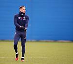 19.02.2020 Rangers training: James Tavernier