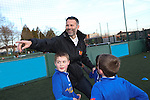 McDonalds Football Ryan Giggs - AFC Whitchurch