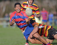 120721 Wairarapa Bush Club Rugby - Greytown v Pioneer