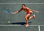 April 6,2018:  Julia Goerges (GER) defeated Daria Kasatkina (RUS) 6-4, 6-3, at the Volvo Car Open being played at Family Circle Tennis Center in Charleston, South Carolina.  ©Leslie Billman/Tennisclix/CSM