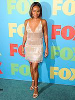 NEW YORK CITY, NY, USA - MAY 12: Jada Pinkett Smith at the FOX 2014 Programming Presentation held at the FOX Fanfront on May 12, 2014 in New York City, New York, United States. (Photo by Celebrity Monitor)