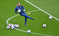 Hull City's goalkeeping coach Barry Richardson<br /> <br /> Photographer Dave Howarth/CameraSport<br /> <br /> The EFL Sky Bet League One - Rochdale v Hull City - Saturday 17th October 2020 - Spotland Stadium - Rochdale<br /> <br /> World Copyright © 2020 CameraSport. All rights reserved. 43 Linden Ave. Countesthorpe. Leicester. England. LE8 5PG - Tel: +44 (0) 116 277 4147 - admin@camerasport.com - www.camerasport.com